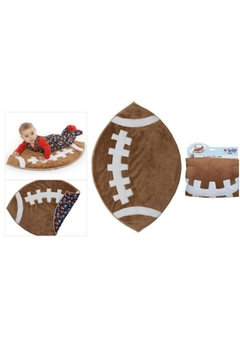 Ganz Plush Football Play-Mat - Alternate List Image