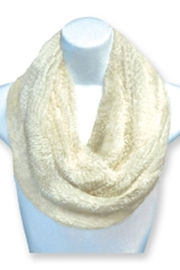 Bling It Around Again Plush Infinity Scarf - Product Mini Image