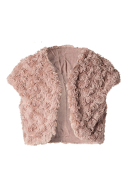 Maileg Plush Rose Bolero - Front cropped