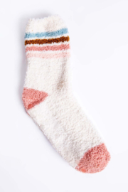 PJ Salvage Plush Socks Assorted Patterns - Product Mini Image