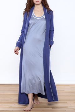 Pluto Long Wrap Robe - Product List Image