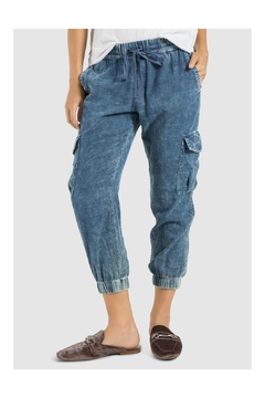 Bella Dahl Pocket Cargo Jogger - Product List Image