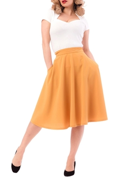 Steady Clothing Pocket Circle Skirt - Product List Image