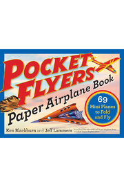 Workman Publishing Pocket Flyers Paper Airplane Book - Product Mini Image
