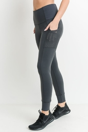 Mono B Pocket Overlay Leggings - Product Mini Image
