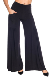 Last Tango Pocket Palazzo Pants - Product Mini Image