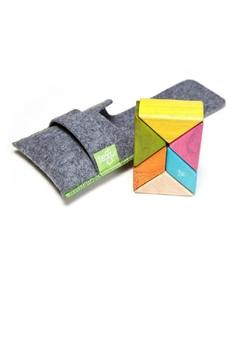 Shoptiques Product: Pocket Pouch Magnetic