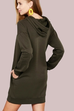 Minx Pocket Sweater Dress - Alternate List Image