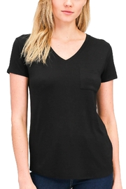 Double Zero Pocket T-Shirt - Front cropped