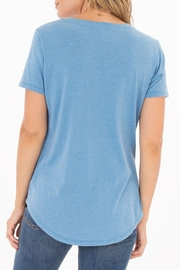 z supply Pocket Tee - Back cropped
