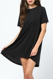 Very J Pocket Tee Dress - Product Mini Image