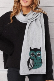 Wooden Ships Poe Owl Scarf - Product Mini Image