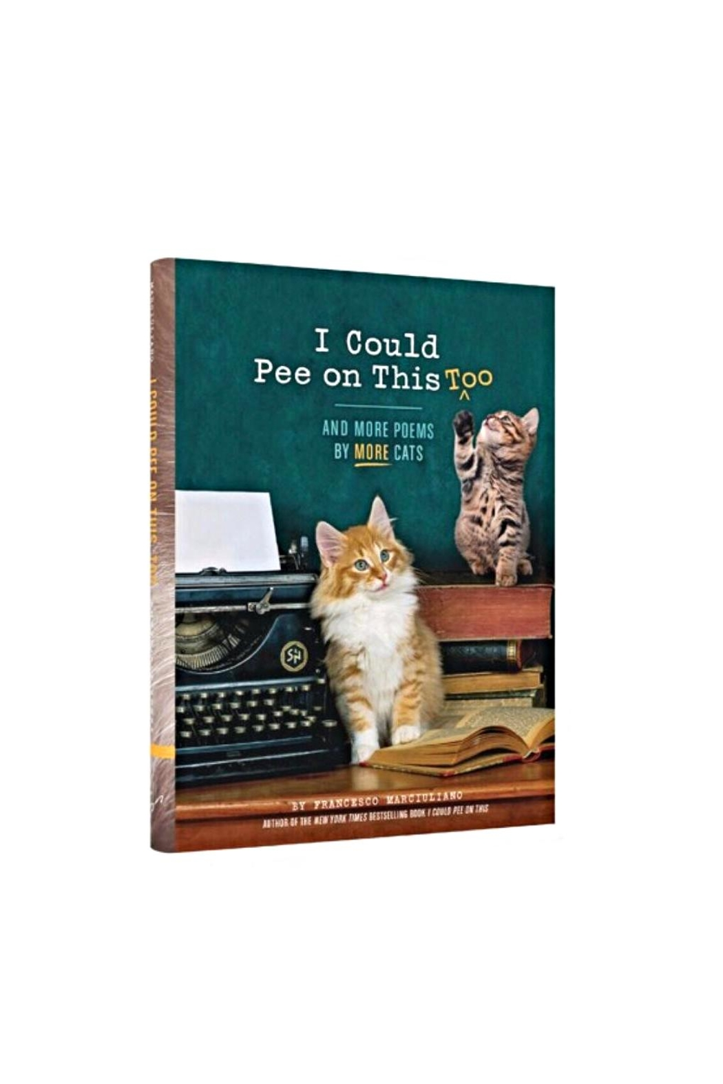 Chronicle Books Poems By Cats - Main Image