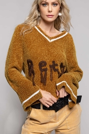 POL  Poetic Justice Knit Sweater - Product Mini Image
