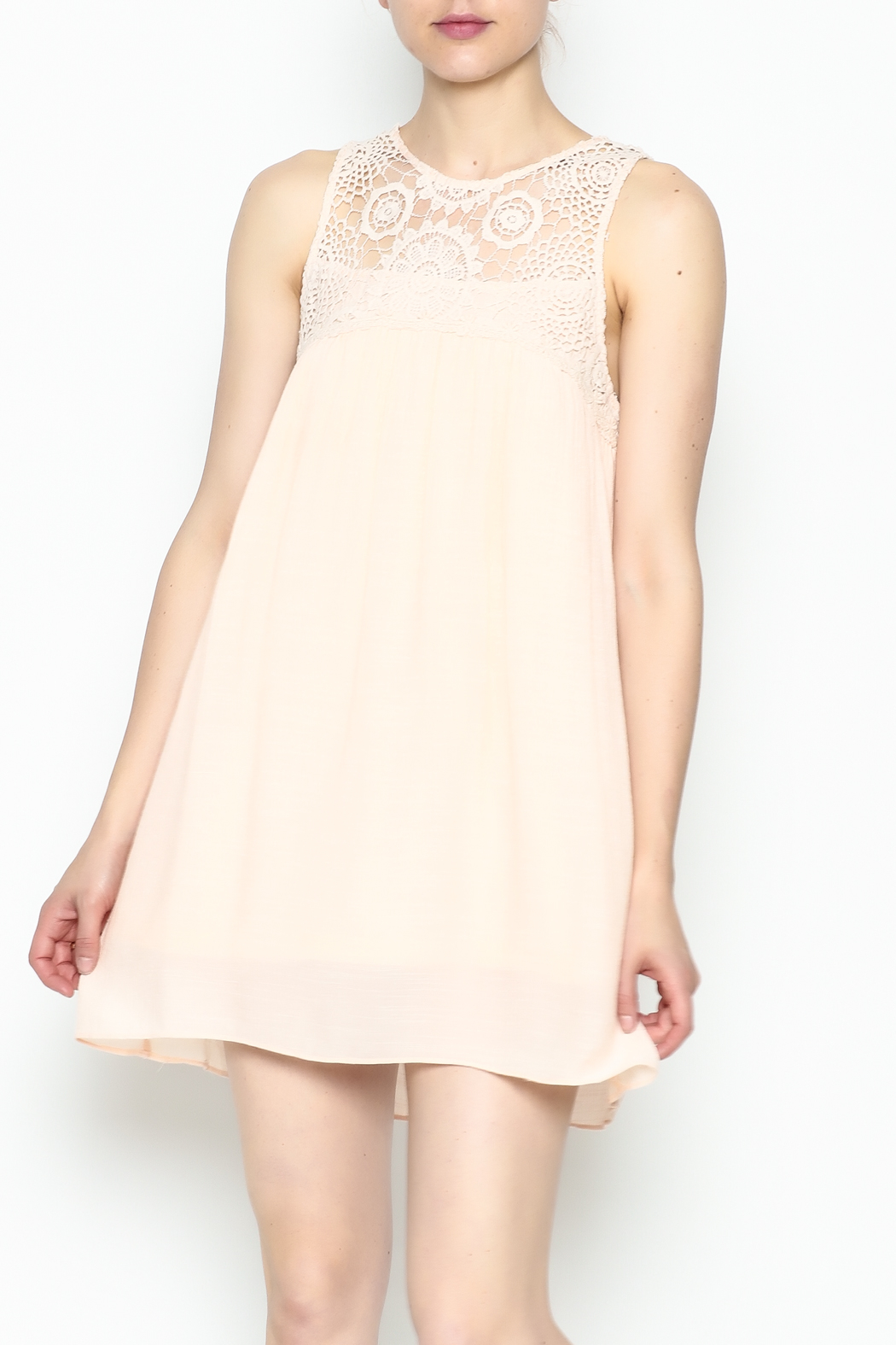 Poetry Lace Summer Dress - Main Image