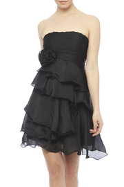 Point Black Party Dress - Product Mini Image