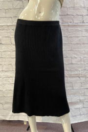 Point Collection Point Knit Aline Skirt - Product Mini Image