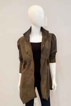 Shoptiques Product: Pointed Hem Jacket