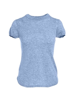 Minnie Rose Pointelle Back Tshirt - Product List Image