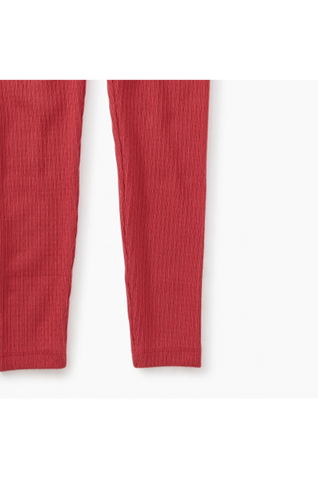 Tea Collection Pointelle Leggings - Side Cropped Image