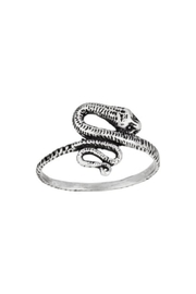 Tiger Mountain Poised Snake Ring - Product Mini Image