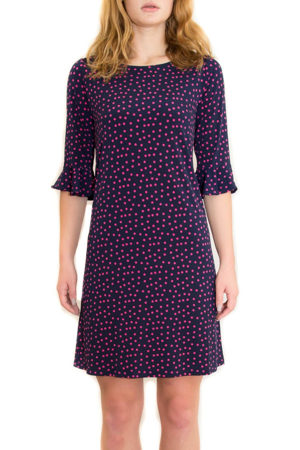 Leota Poka Dot Dress - Main Image