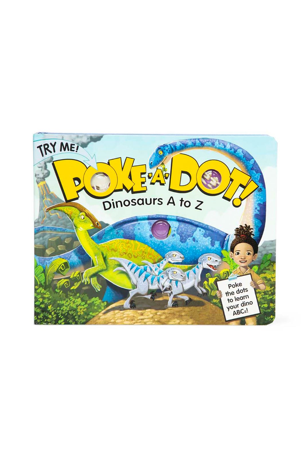 Melissa and Doug Poke-A-Dot Book - Front Cropped Image