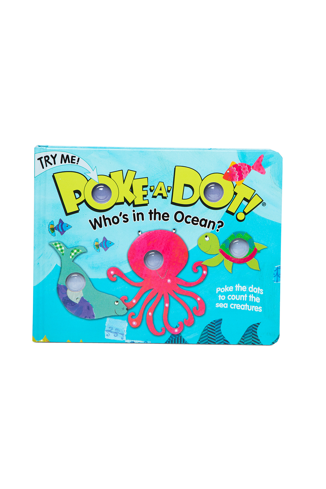 Melissa and Doug Poke-A-Dot Book - Main Image