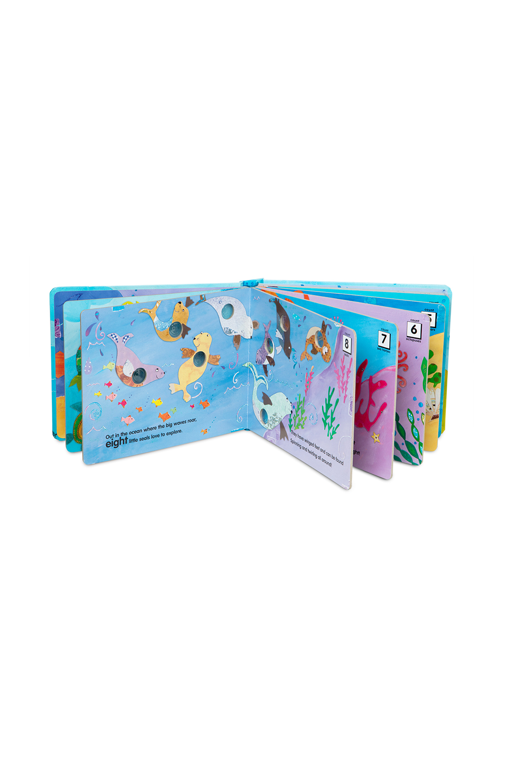 Melissa and Doug Poke-A-Dot Book - Front Full Image