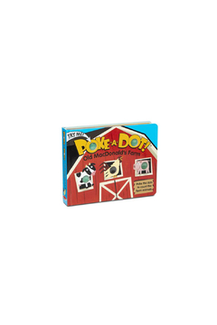Melissa and Doug Poke-A-Dot: Old MacDonald's Farm - Product List Image