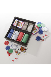 Brouk & CO POKER SET - Front cropped