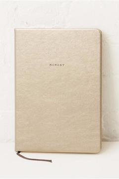 Shoptiques Product: Gold Moment Planner