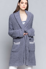 POL Berber Robe - Front cropped