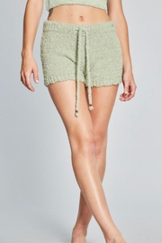 POL Berber Sage Shorts - Product Mini Image