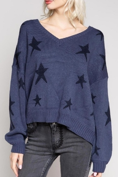 POL Big Dipper Star Sweater - Product List Image