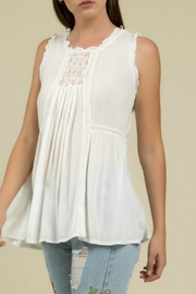 POL Boho Tunic Tank - Product Mini Image