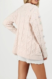 POL Cardigan - Back cropped