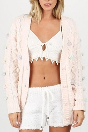 POL Cardigan - Side cropped