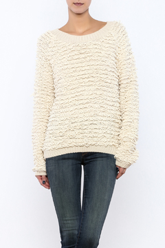 Shoptiques Product: Chenille Loop Pullover