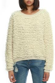 POL Chenille Sweater - Product Mini Image