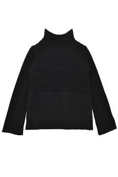 Shoptiques Product: Cotton Turtleneck Knit Sweater