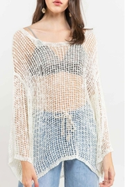 POL Crochet Cover Up - Product Mini Image