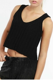 POL Crop Tank Sweater - Product Mini Image