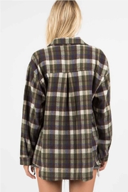 POL Distressed Flannel - Side cropped
