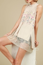 POL Embroidered Lace Top - Product Mini Image