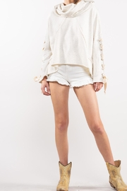 POL French Terry Hoodie - Front cropped
