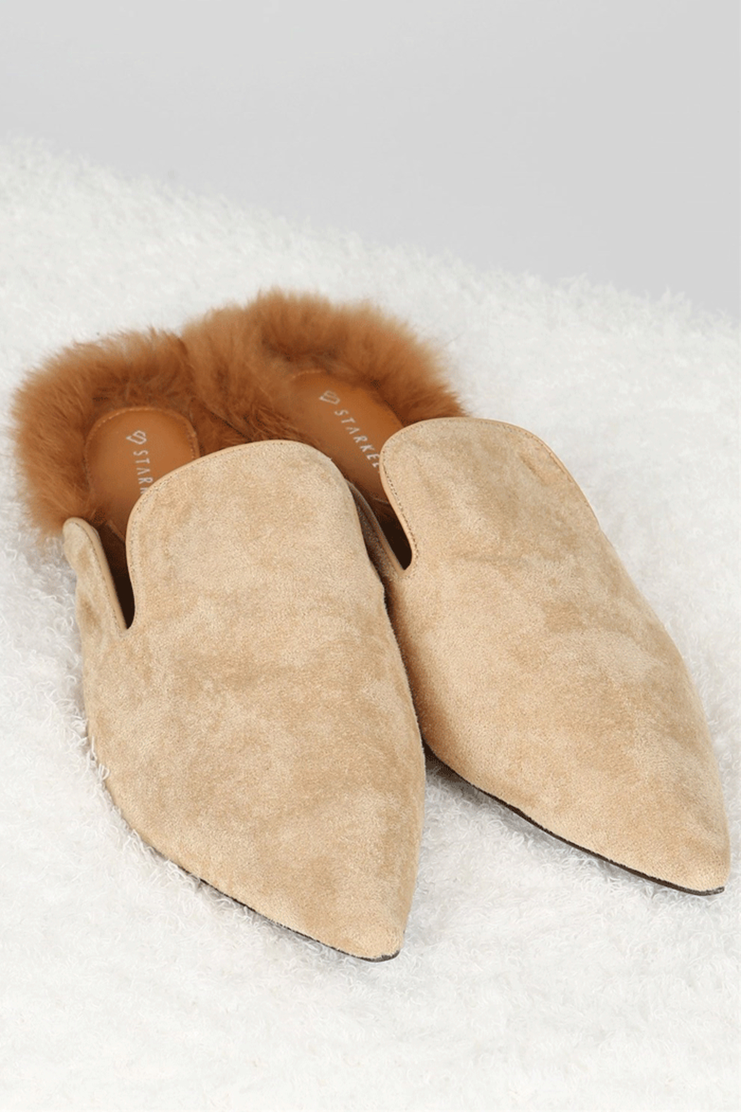 055683565a6 POL Fur Lined Shoes from New York City by FOR INTERNAL USE ONLY ...