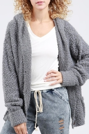 POL Hoodie Sweater - Front cropped