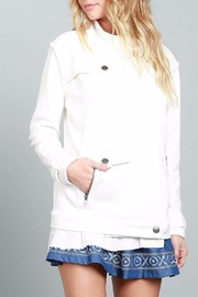 POL Ivory Jacket - Product Mini Image