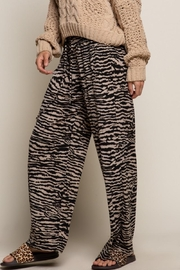 POL Jersey Zebra Pants - Product Mini Image